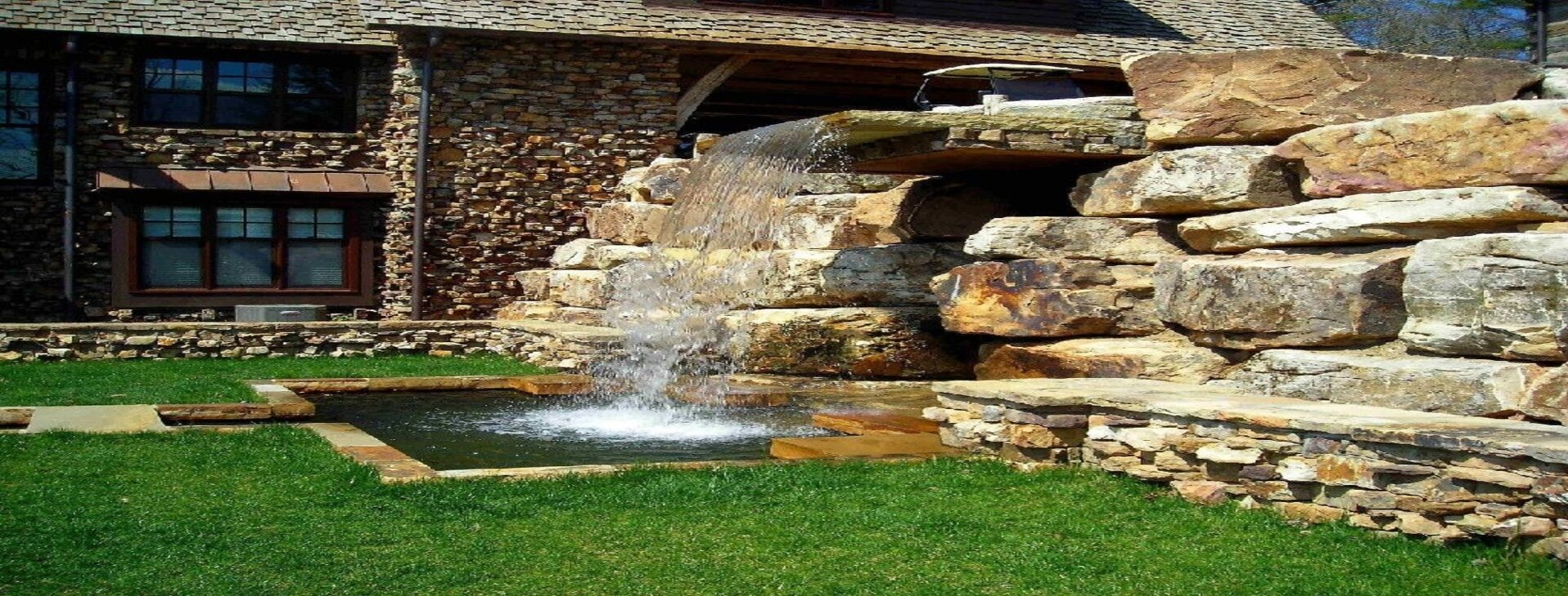Add Water Feature to your property